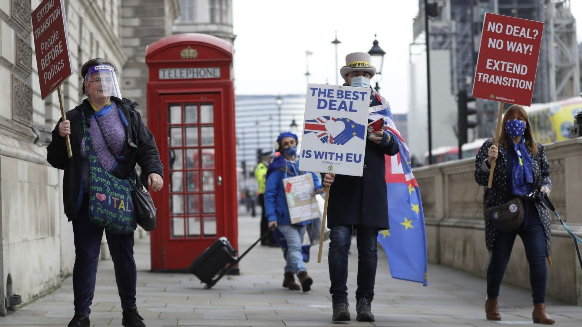 Времето изтича, а Лондон и ЕС са все още далеч един от друг