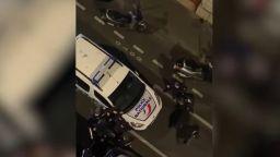 Макрон шокиран от видео с полицейска бруталност (видео)