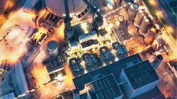 ТЕЦ AES Гълъбово ремонтира планово и двата блока, готова е за работа през зимата