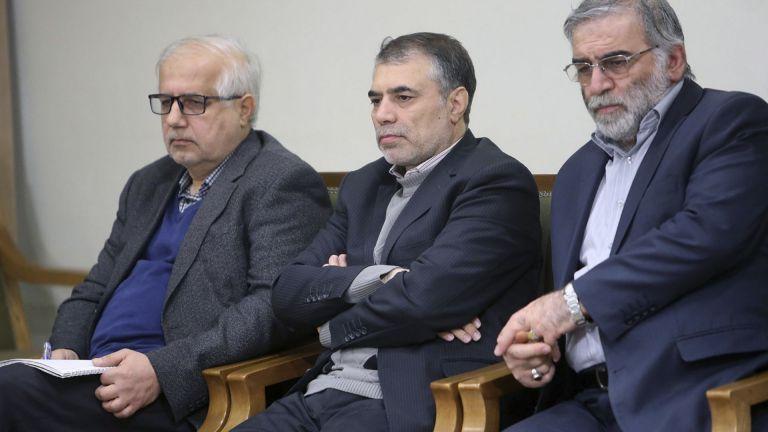 Иранският президент Хасан Рохани обвини днес Израел за убийството вчера