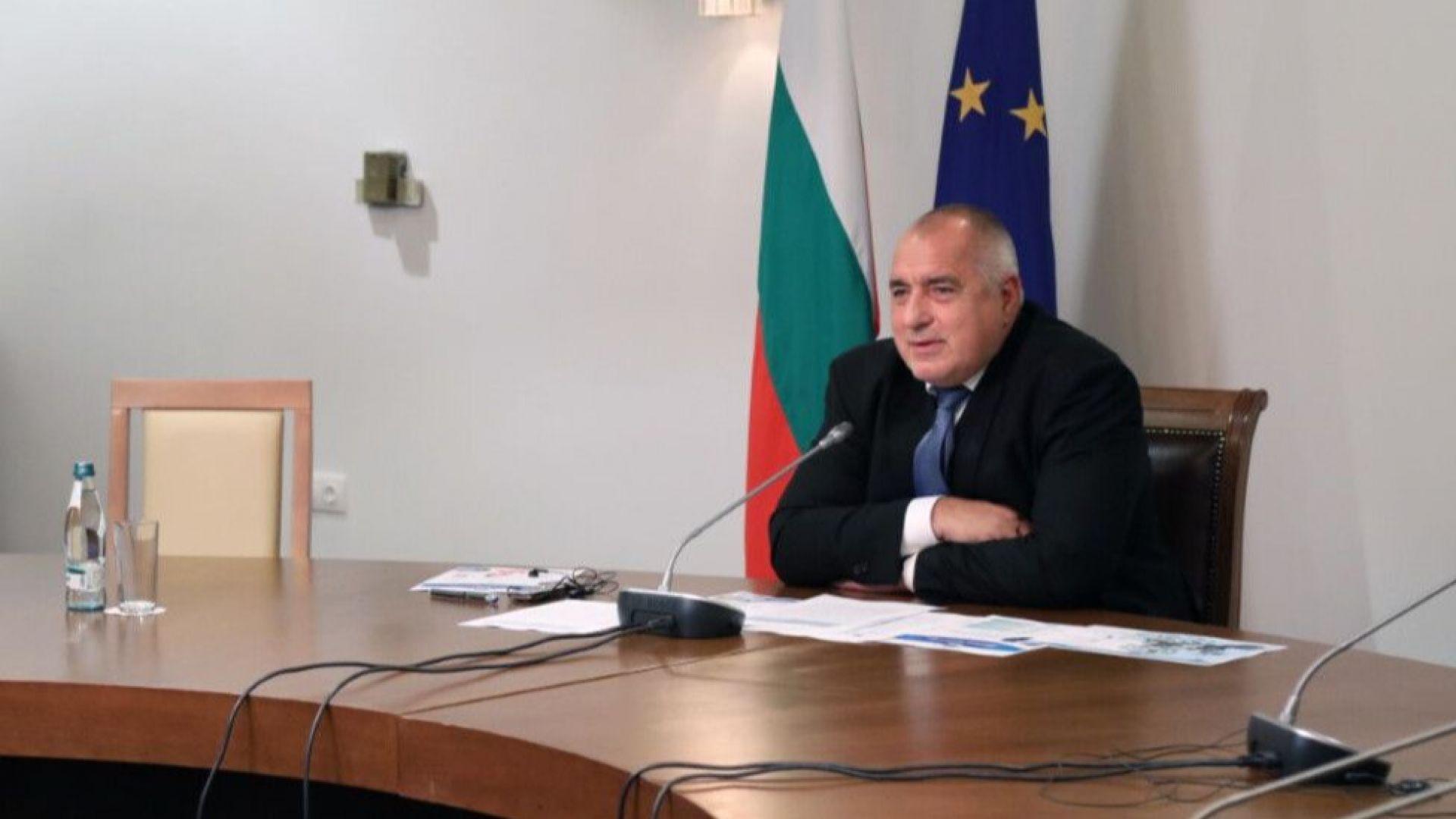 Борисов: Продължаваме да подпомагаме българските производители
