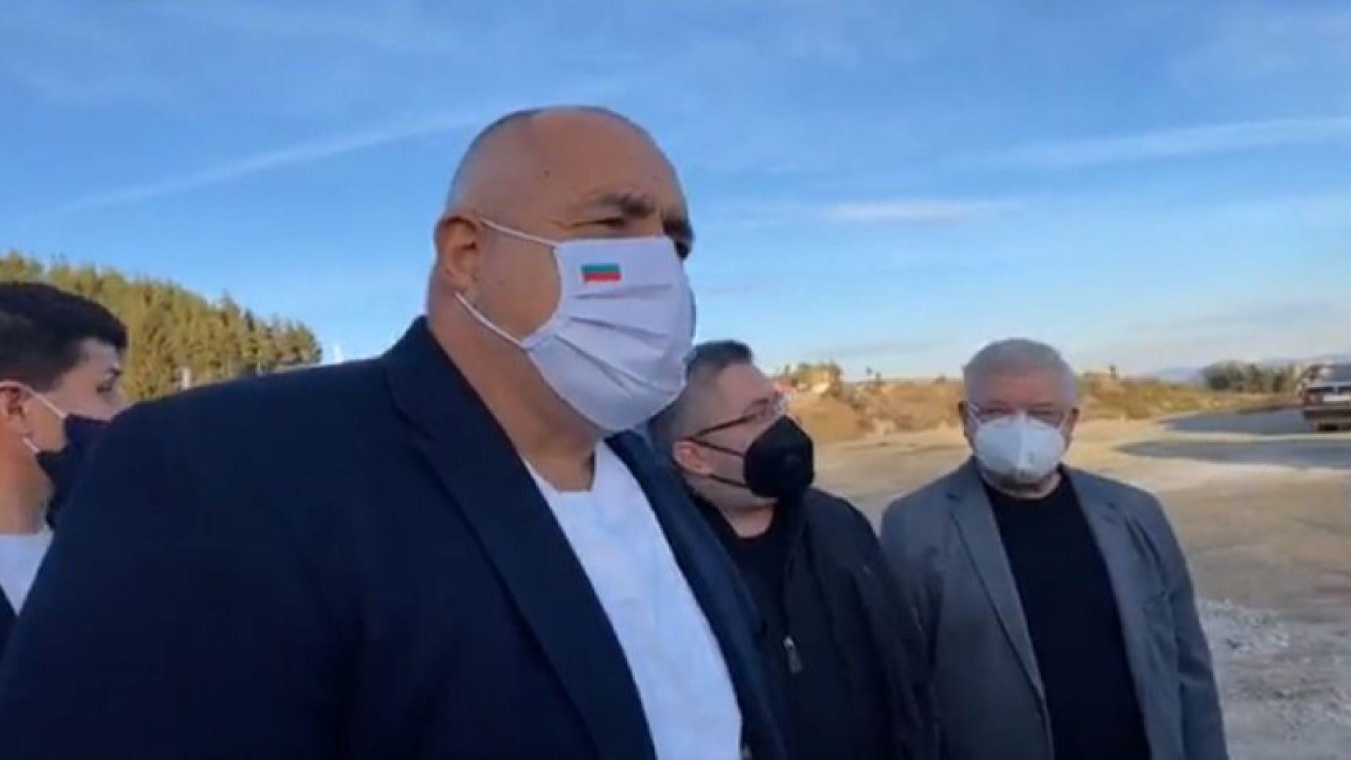 Борисов в Родопите: Гинат хора и потъват икономики, по-лесно щеше да е с бомби (обновена/видео)