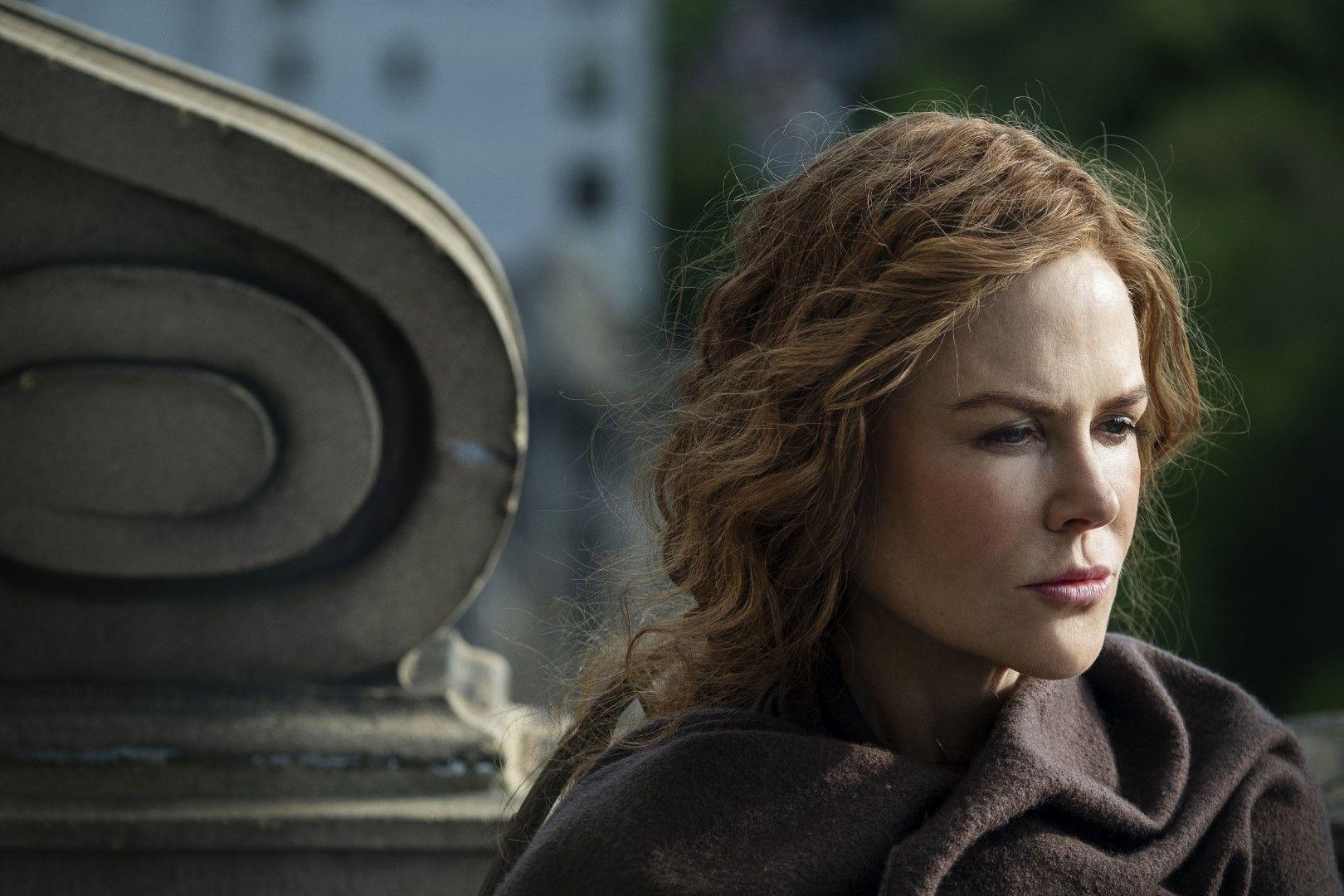 """Никол Кидман като Грейс в сериала """"Отмяната"""" (Снимка: HBO)"""