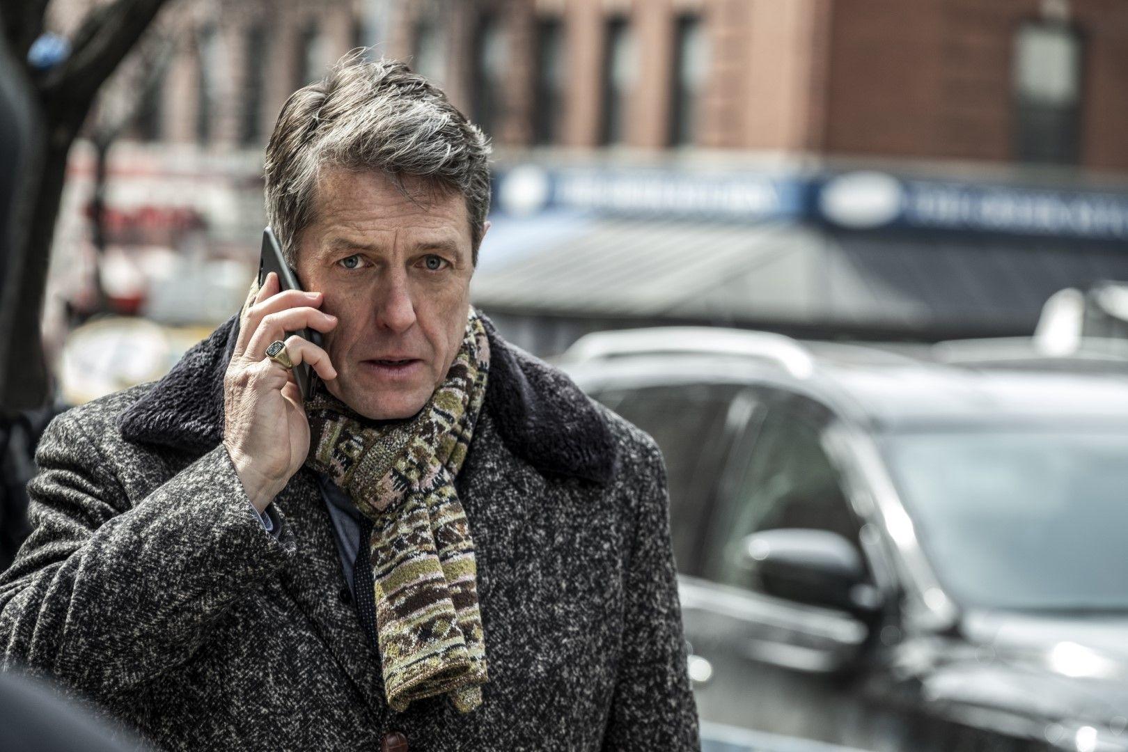 """Хю Грант като Джонатан в минисериала """"Отмяната"""" на HBO (Снимка: HBO)"""