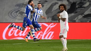 Реал отново се издъни в Испания, а върхът се отдалечава все повече