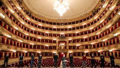 Миланската скала ще открие сезона с гала представление по телевизията
