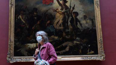 Лувърът предлага на търг произведения на съвременни художници и уникални преживявания