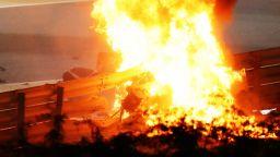 Грожан превъзмогнал огнения ад в Бахрейн с пoмощ от психолог: Сега всеки ден е като бонус
