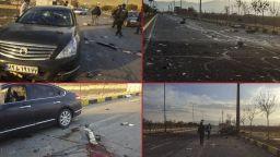 Технологията на атентата: Иранският ядрен учен убит с дистанционно управляеми автомати