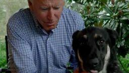 Джо Байдън е с фрактура на стъпалото, паднал при игра с едно от кучетата си