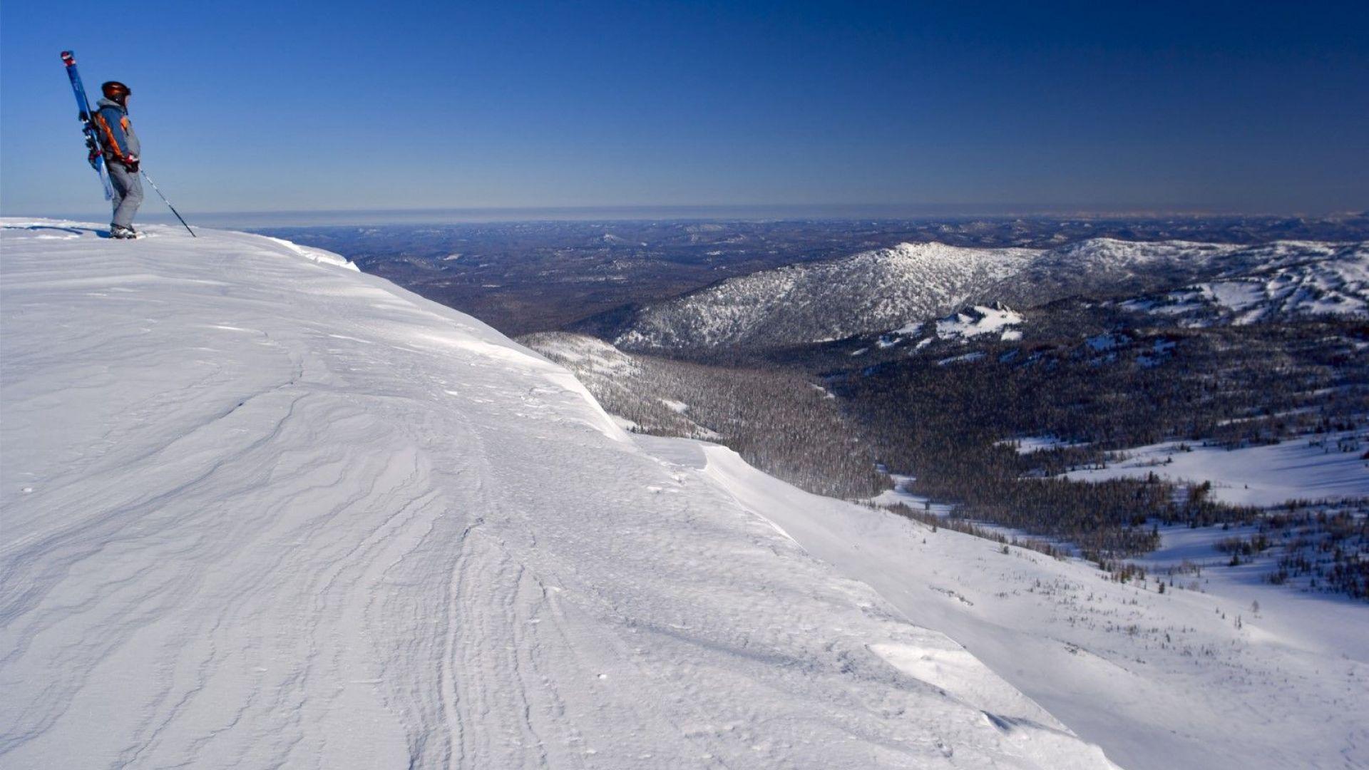 Сибирски ски курорт се надява този сезон да замени Алпите