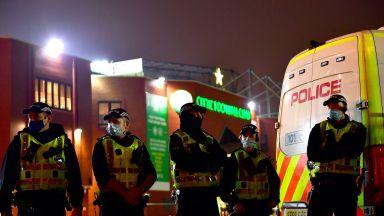 Полицията спаси играчите на Селтик от линч след поредния провал
