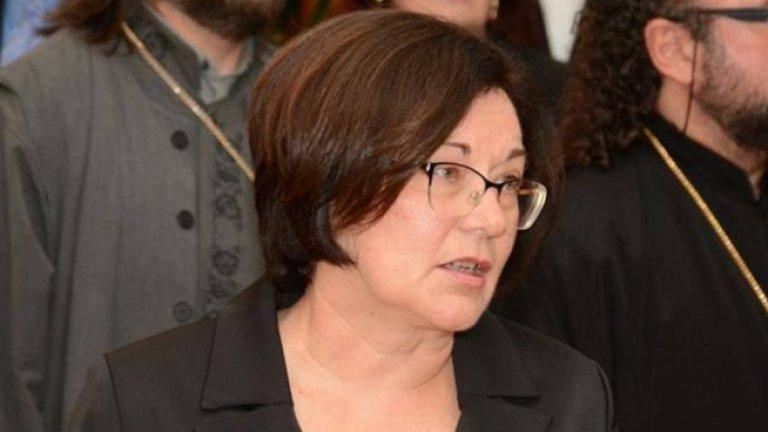 Кметът на община Троян Донка Михайлова е с положителна проба