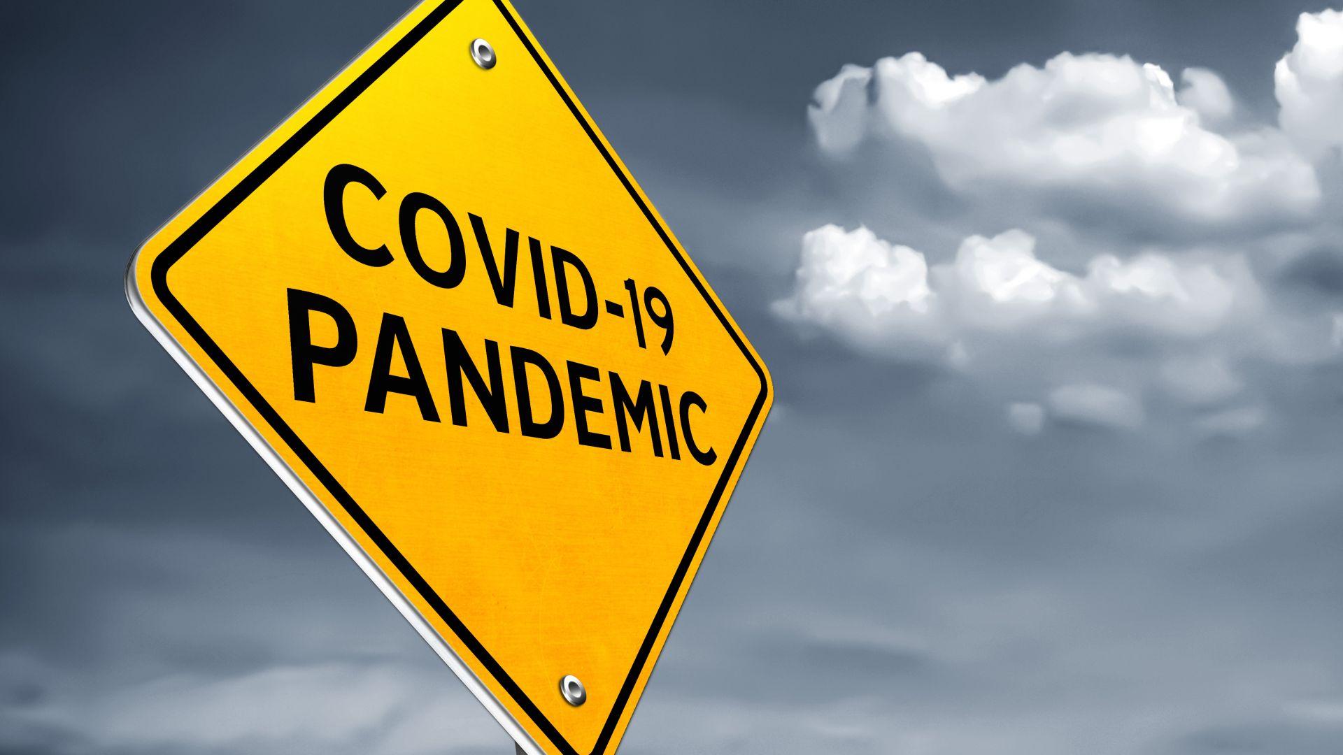 """""""Пандемия"""" е дума на 2020-а според речника """"Мериам-Уебстър"""""""
