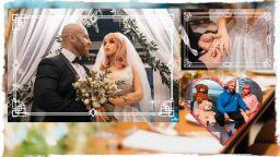 Живеем в интересен свят: Популярен културист се ожени за секскукла след 18-месечна връзка