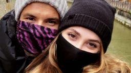 Приятелката на Григор Димитров също е в Австралия въпреки строгите карантинни правила