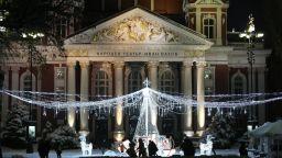 Немският Коледен базар в София отвори врати (снимки)