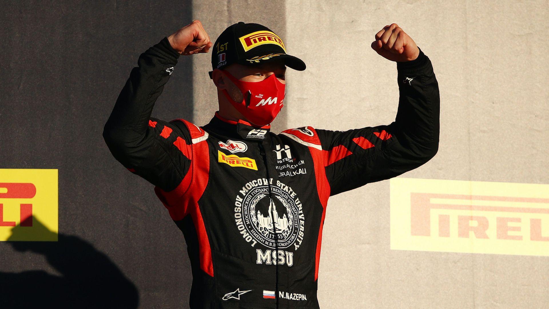 Скандалджията Мазепин може да не се състезава за Русия при дебюта си във Формула 1