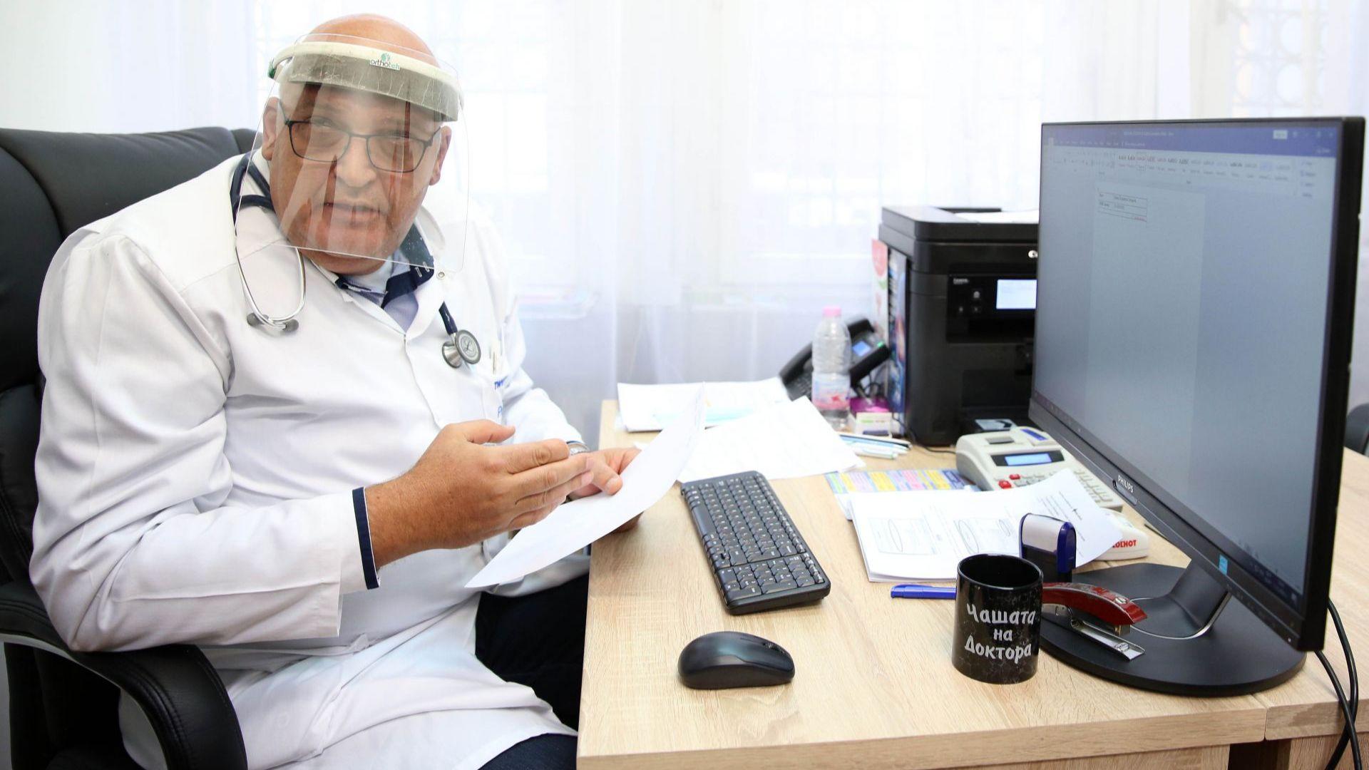 Д-р Брънзалов: Много се спекулира с 10-те лева за поставяне на ваксина