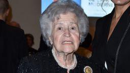 Почина дългогодишната директорка на Пушкинския музей в Москва Ирина Антонова