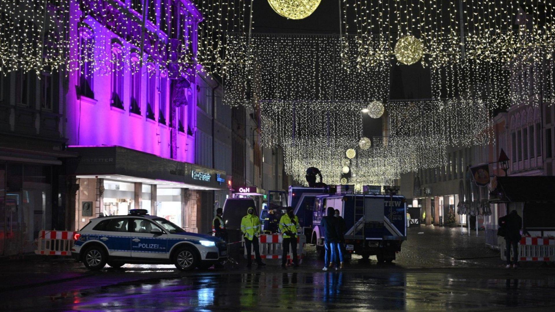 МВнР призова българите да стоят далеч от центъра на Трир