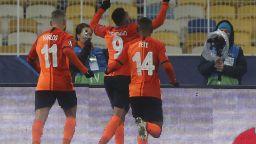 Кошмарът Шахтьор застигна Реал и в украинския студ