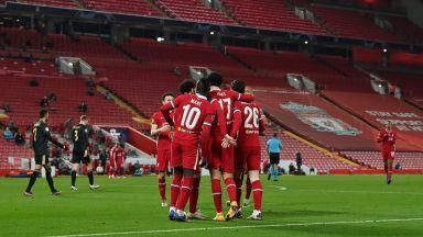 Вратарски гаф подари първото място на Ливърпул (Шампионска лига резултати)