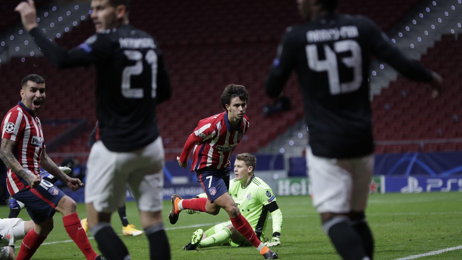 Странният Байерн спъна Атлетико и завърза още една група в Шампионска лига (резултати)