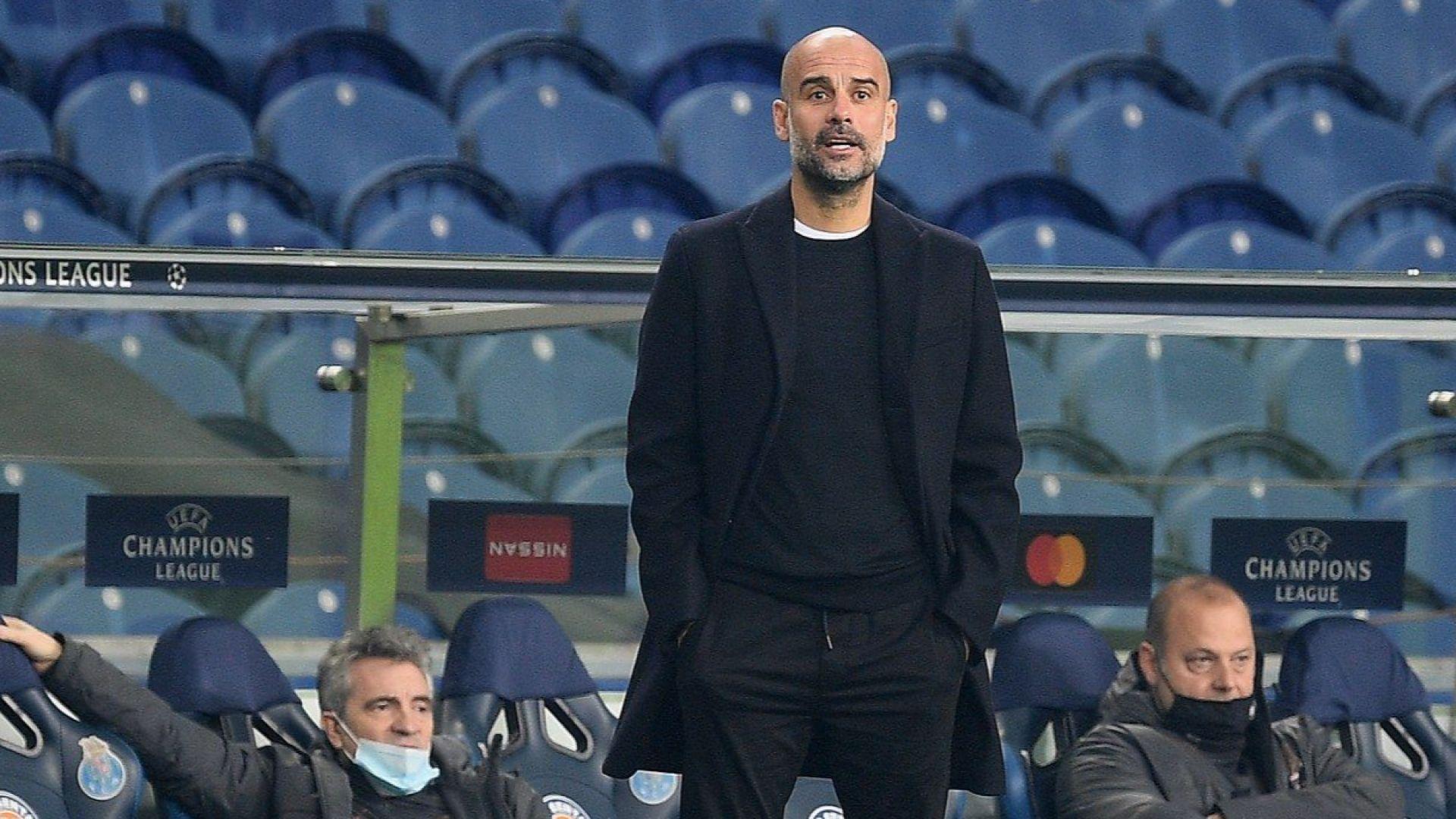 Гуардиола даде надежда на Барселона за дългоочакван трансфер