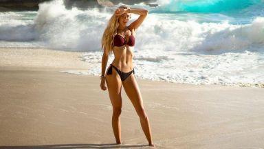 """Най-сексапилната спортистка на света, която отказа на """"Playboy"""""""