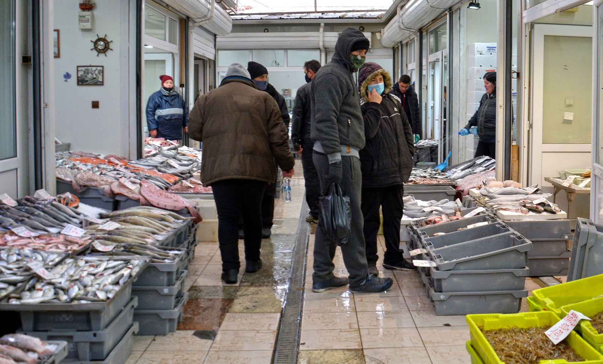 Рибната борса във Варна