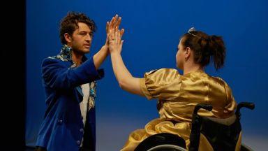Театърът на Нов български университет отбелязва Международния ден на хората с увреждания с благотворителна онлайн инициатива