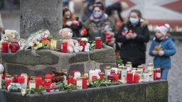 Грък и 9-месечното му момиченце са сред жертвите в Трир
