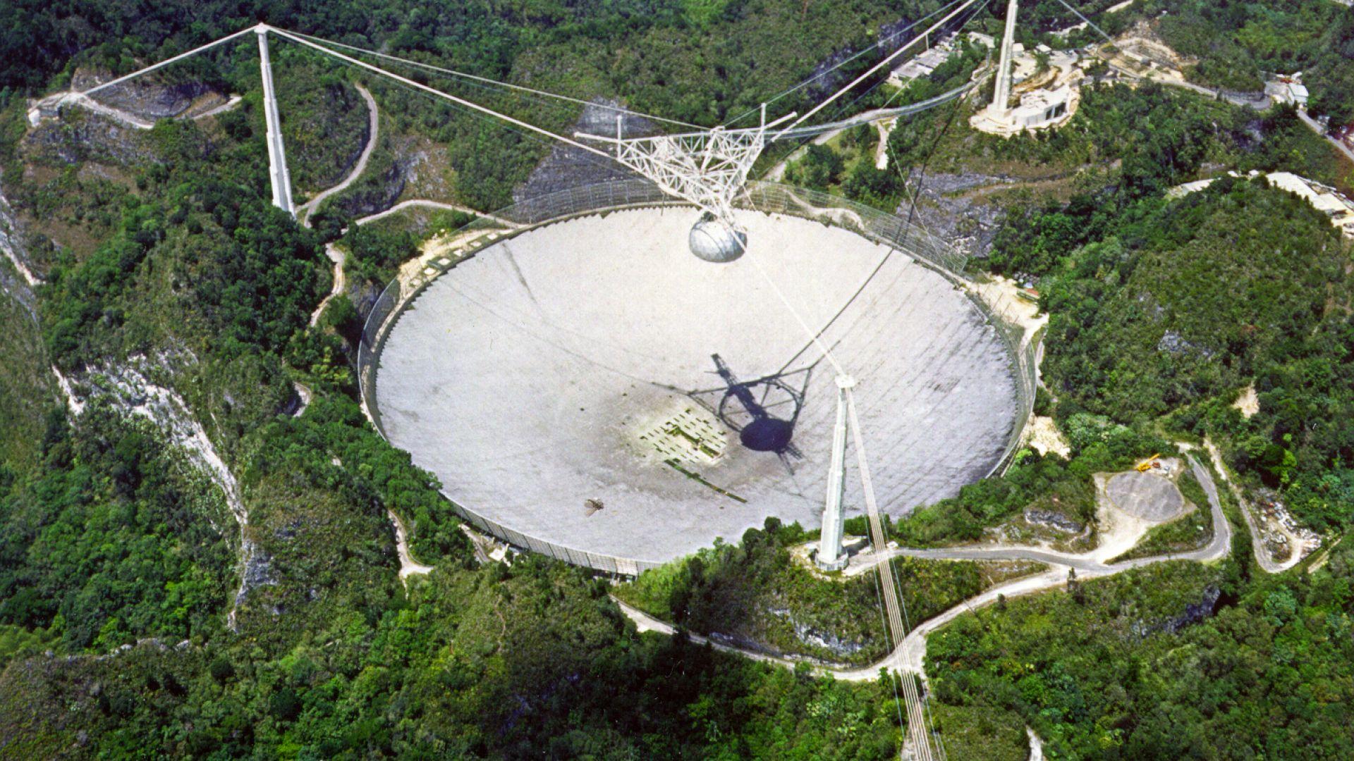 """Обсерваторията """"Арисобо"""""""