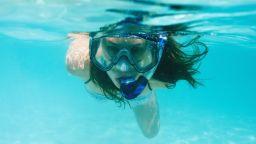 Най-дълбокият басейн в света е идеален за гмуркане (видео)