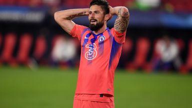 """Шоу """"Жиру"""" - французинът влезе в историята на Челси и ШЛ (резултати)"""