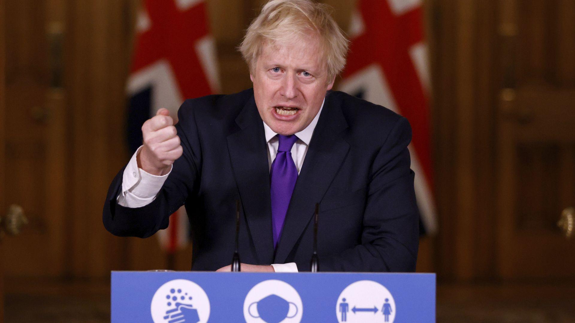 Джонсън вдига данъците на британците, оправдава го с пандемията