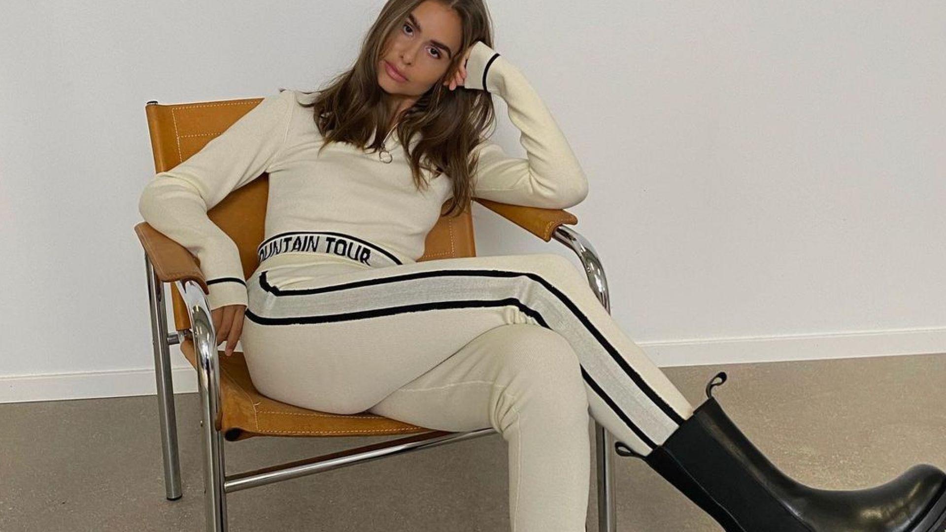 Новият стар тренд с панталони в ботушите отново на мода
