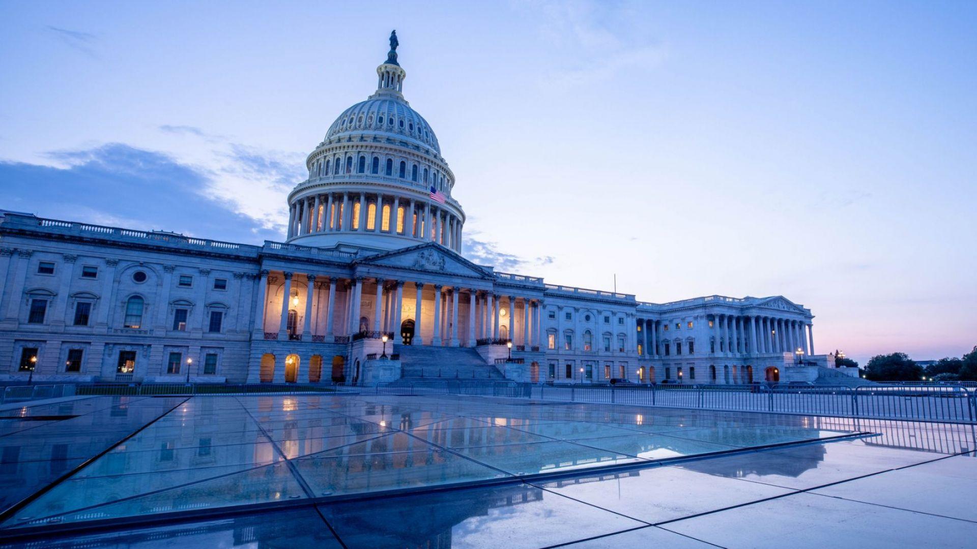 Конгресът на САЩ прие закон, ограничаващ листването на китайски компании