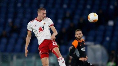 Антов може да дебютира за Болоня в сряда