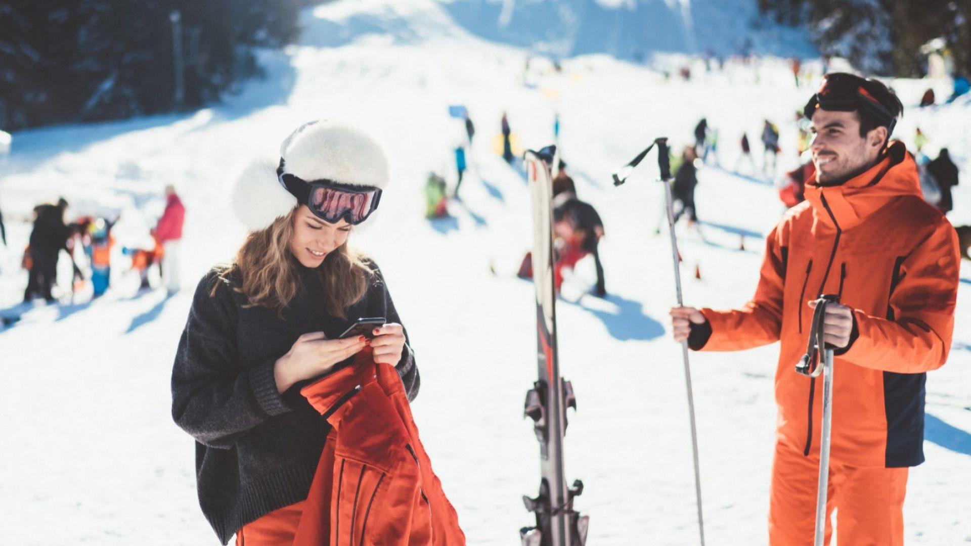 Къде в Европа карането на ски ще бъдe разрешенo по празниците?