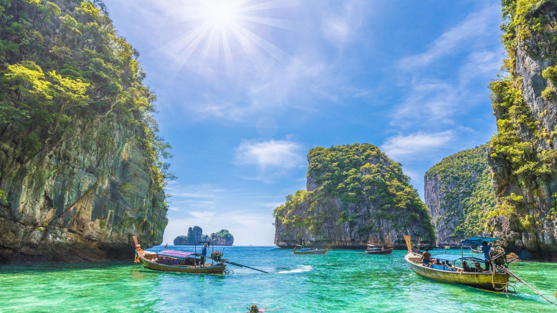 Туризъм в пандемия: Тайланд ще предлага луксозни нощувки за 1 долар