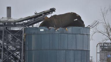 Мощен взрив в склад край Бристол, поне един е загинал, има много ранени (снимки, видео)