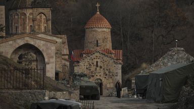 Русия, Франция и САЩ: Чуждите наемници бързо вън от Нагорни Карабах