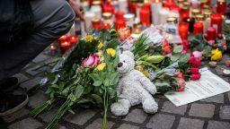 Трогателното прощално писмо до най-малката жертва на кошмара в Трир