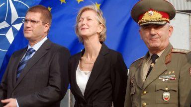 Камала Харис избра бившия посланик у нас Нанси Макълдауни за съветник по националната сигурност