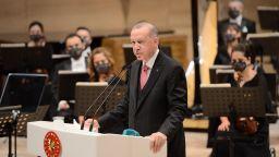 """Ердоган откри """"Културния кампус на Турция"""" (снимки)"""