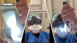 """Минути преди да умрат от COVID-19: """"Това не може да е истина"""" (видео)"""