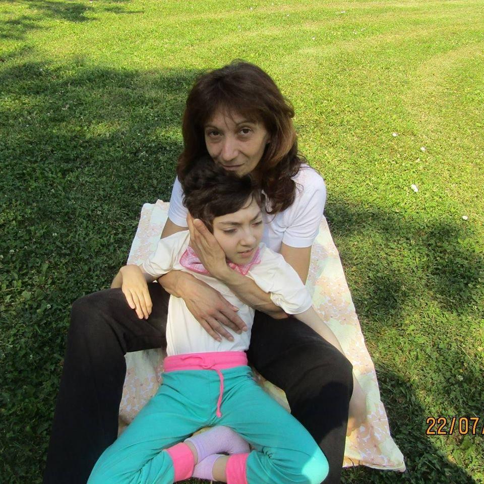 Доротея и нейната дъщеря Никол