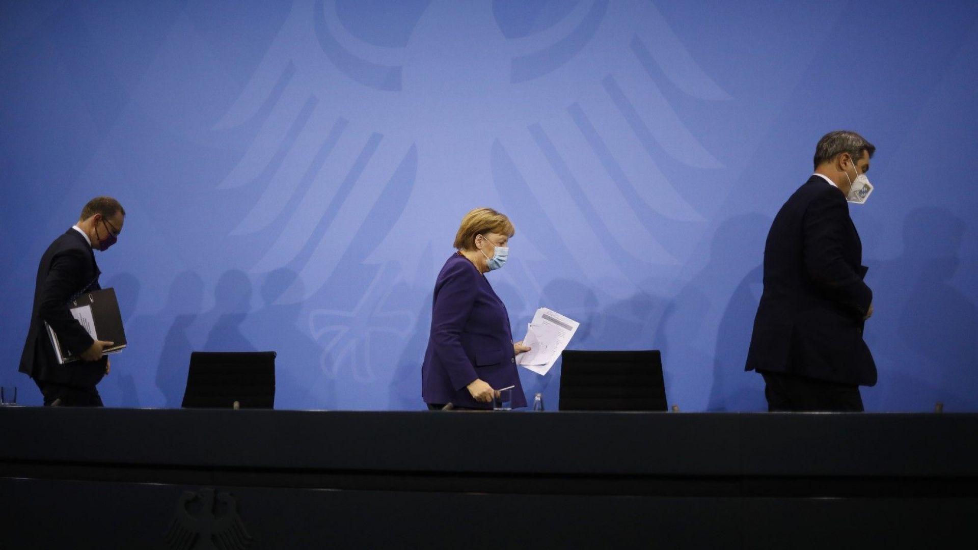 Германия с най-малък брой фалити от над 20 години